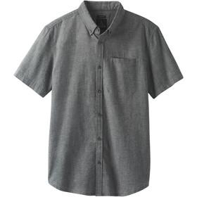 Prana Agua Camiseta manga corta Hombre, black